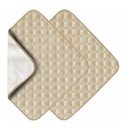Imagen 1 de 8 de Newbeau Paquete De 2 Almohadillas Protectoras De Asiento Imp