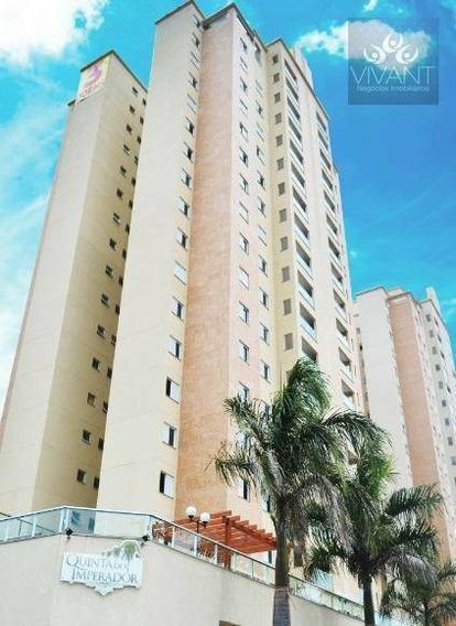Apartamento Residencial Para Locação, Cidade Cruzeiro Do Sul, Suzano. - Ap0193