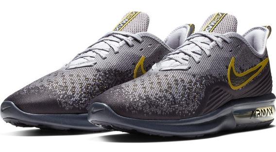 Tênis Nike Air Max Sequent 4 Original Ao4485 + Nota Fiscal