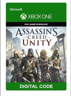 Assassins Creed Unity (código)