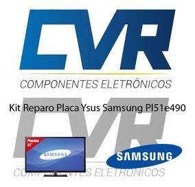 Kit Reparo Pl51e490 51eh Xy-main Lj41-10181a Ysus Frete Grat