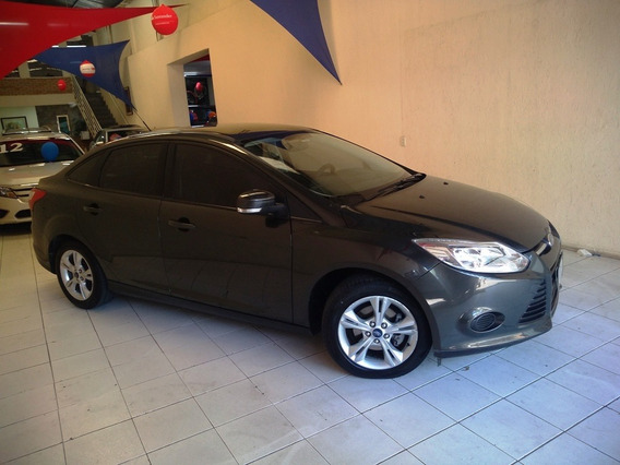 Focus Sedan 2014 2.0 S Flex Automatico