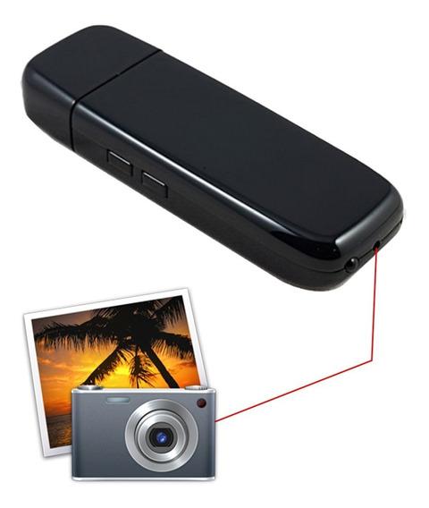 Gravador De Pen Drive Mini Drives Camera Noturna Escondida