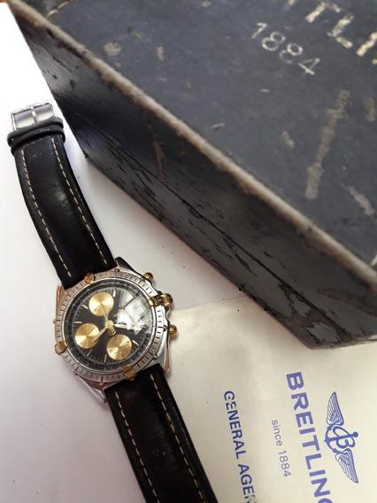 Breitling Chronomat Automatic Chronograph Completo