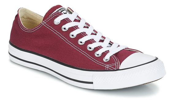 Zapatilla Converse All Star 157196 Bordo Dep