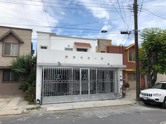 Casa Venta En Jardines De Casa Blanca, San Nicolas De Los Garza.