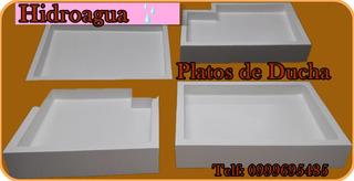 Platos De Ducha En Fibra De Vidrio