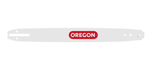 Imagen 1 de 8 de Espada Motosierra 18'' 45cm Barra Remache Unico Oregon Cuota