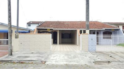 Casa Para Locação Temporada No Ipanema Em Pontal Do Paraná - - 04l