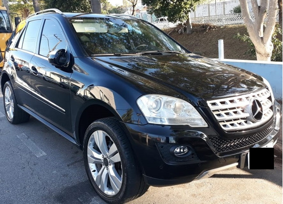 Ml 350 Cdi 3.0 V6 Turbo 2009/2010 Blindada Nivel 3