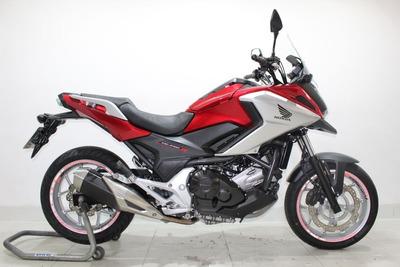 Honda Nc 750 X Abs 2018 Vermelha