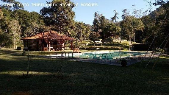 Sítio Para Venda Em Teresópolis, Granja Florestal, 2 Dormitórios, 5 Suítes, 7 Banheiros, 20 Vagas - St-12_1-832923