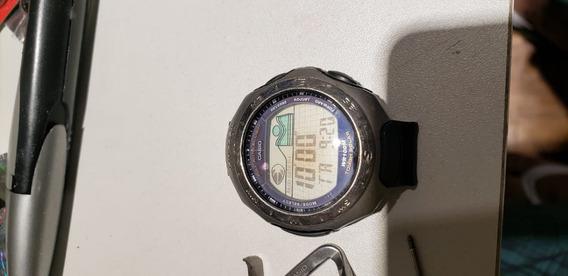 Relógio Casio Protrek Prs 201 (sem Pulseira Sem Bateria)