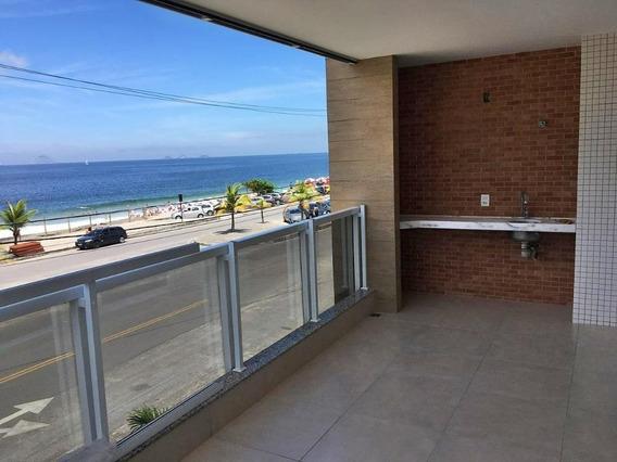 Apartamento Em Piratininga, Niterói/rj De 140m² 3 Quartos À Venda Por R$ 1.080.000,00 - Ap243352