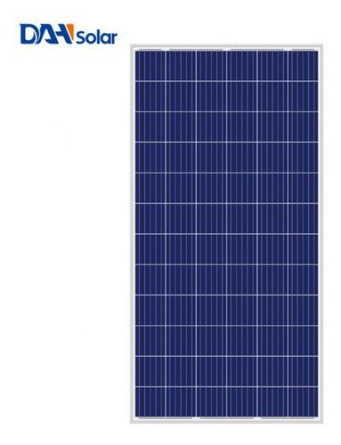 Placa Painel Modulo Solar Fotovoltaico 330w Dah Solar