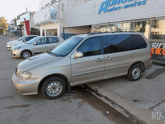 Kia Carnival 2004 2.9 2.9 Gs I Ls Plus At