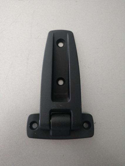 Bisagra para ventana en color negro para caravana y autocaravana n/úmero de pieza AMT103