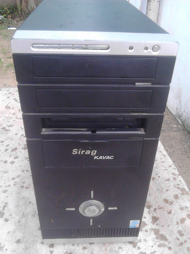 Imagen 1 de 5 de Cpu Para Computadora Marca Siragon, Solo Falta  Ram