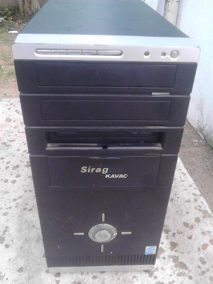 Cpu Para Computadora Marca Siragon, Solo Falta Ram