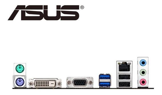 Placa Mãe Asus P/ Intel H81m-k Lga