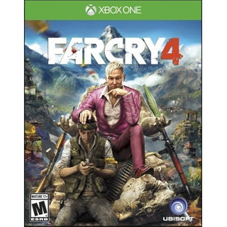 Videojuego Xbox One Farcry 4 Como Nuevo Disparos Acción M