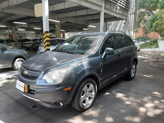 Chevrolet Captiva Sport 2.4 4x2