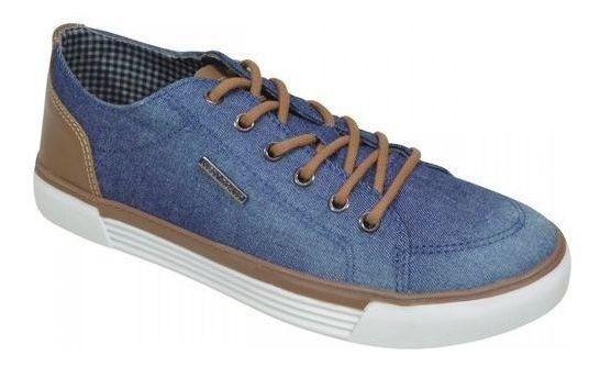 Sapatênis West Coast 187411cp-6 - Jeans