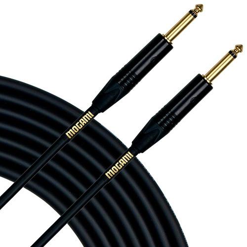Mogami Gold Instrument 10 Pies 3 Metros Plug/plug Palermo