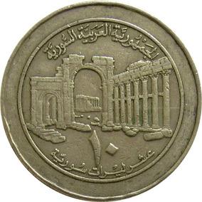 Síria - 10 Libras 1996