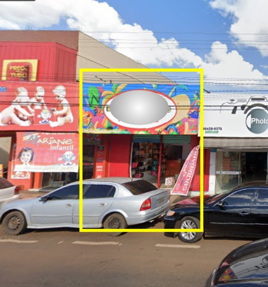 Sala Comercial P/ Alugar No Centro Da Presidente Vargas