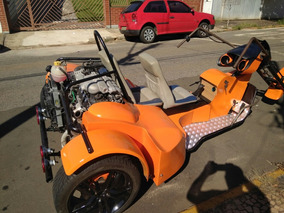 Triciclo Motor Honda Autonatico