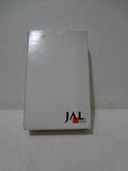 Baralho Coleção Aviação J.a.l. Japan Air Lines Playing Cards