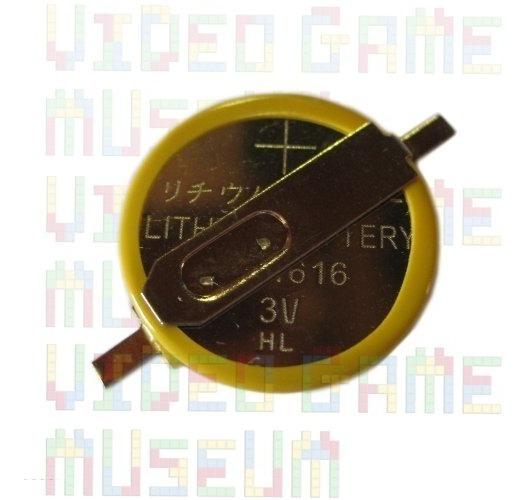 Bateria Cartucho Para Cartuchos Game Boy Color E Advance