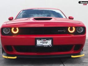 Dodge Challenger Srt Hellcat V8 6.2l At Ra-20 Rojo 2018