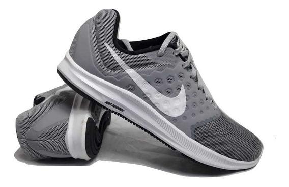 Tenis Nike Downshifter 7 - Cinza - Frete Gratis