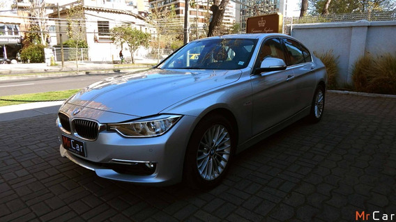 Bmw 320 I Luxury 2015