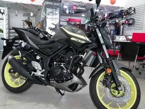 Yamaha Mt 03 Modelo 2019