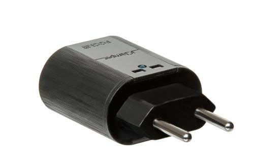 Protetor Clamper   Pocket   2p S/ Terra Preto 10a