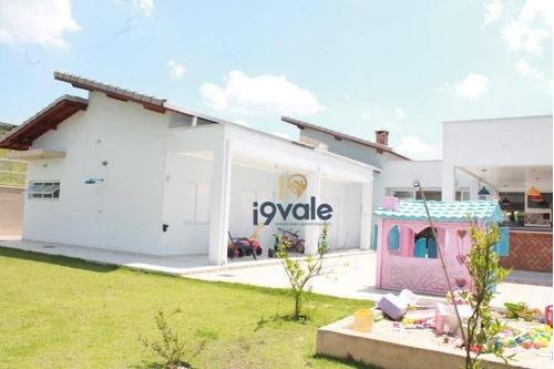 Casa Com 4 Dormitórios À Venda, 310 M² Por R$ 1.150.000 - Jardim Nova Esperança - Jacareí/sp - Ca1503