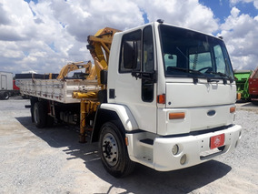 Ford Cargo 1317 (2002/2003) + Munck Madal 11.500