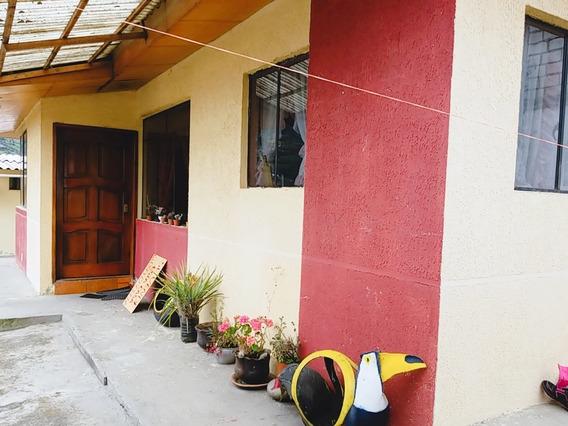 Se Vende Casa En Quero-ambato De Opurtinidad