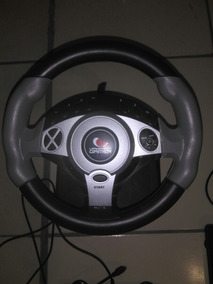 Volante Pra Vender Funciona Ps2 3 4 Pc