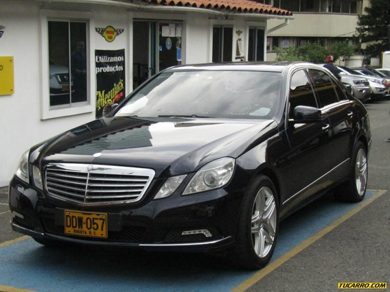 Mercedes Benz Clase E E 350 Blindado 2 Plus