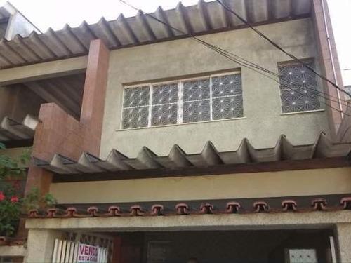 Casa Para Venda Em Rio De Janeiro, Campo Grande, 2 Dormitórios, 1 Banheiro, 2 Vagas - Fhm6256_2-319432