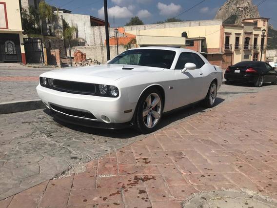 Dodge Challenger 6.4 Srt 8 392 V8 Gamuza-piel Q-c R20 At