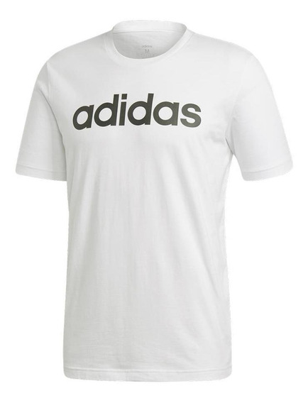 adidas Remera Hombre - Linear Tee Bnc