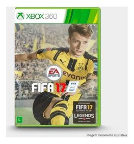 Fifa 17 Original P/ Xbox 360