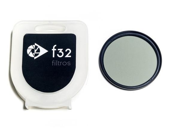 Filtro Densidade Neutra - Nd2 - 52mm - Nf