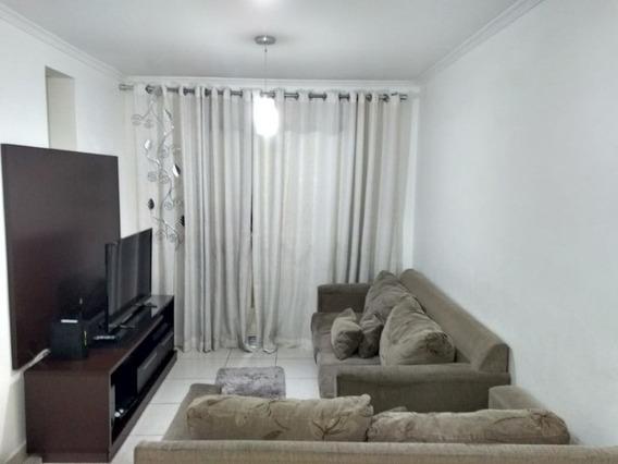Apartamento Com 02 Dormitórios E 01 Vaga De Garagem - Bandeiras - 11539