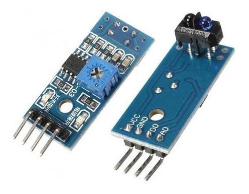 Modulo Sensor Infrarrojo Tcrt5000